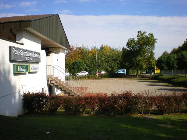 Vereinsheim Seite